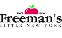 Freeman's Little New York