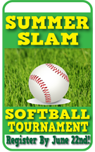 Summer Slam Front Page Button