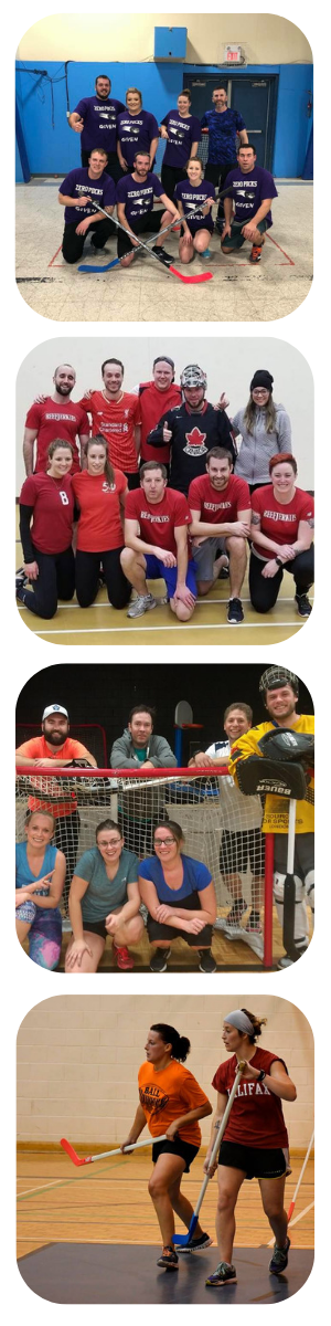 Floor Hockey - Register | Halifax Sport & Social Club