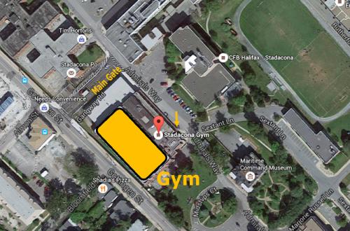 Game Locations Halifax Sport Amp Social Club
